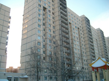 Стандартные размеры окон в доме 505 серии