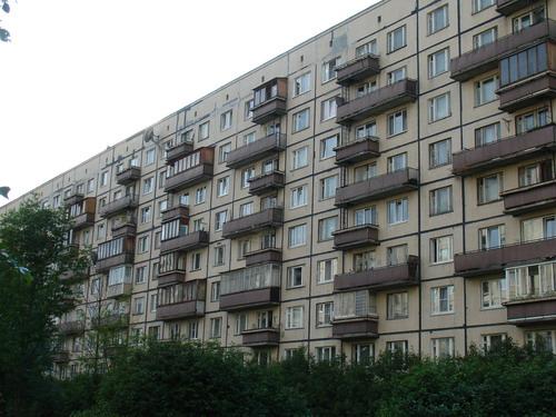 Стандартные размеры окон в домах 606 серии