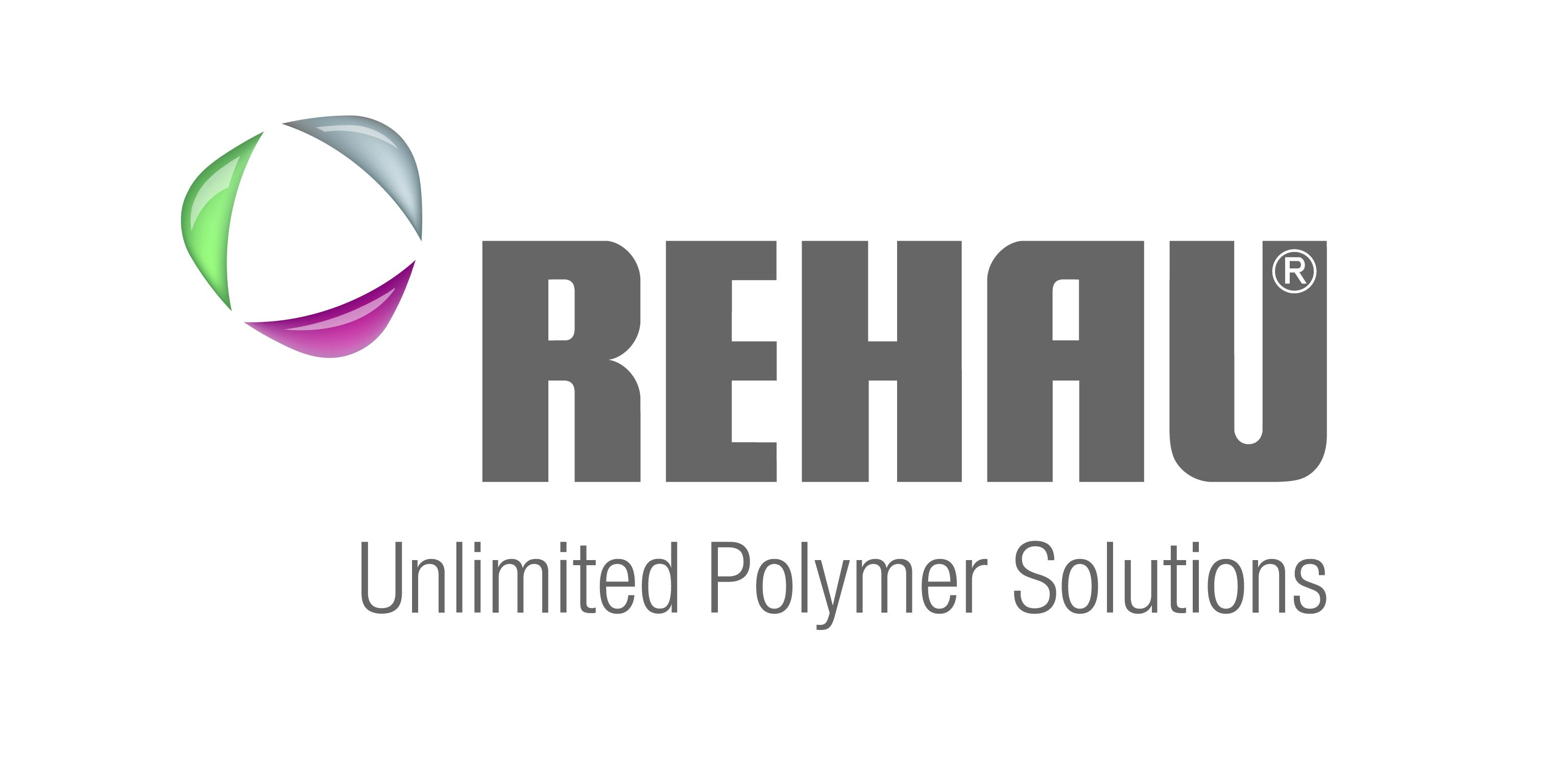 логотип компании Rehau
