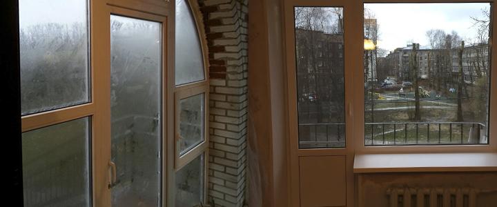 двери ПВХ на балкон