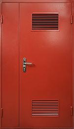 Нестандартная техническая дверь