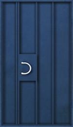 Однолистовая техническая дверь