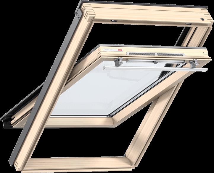 мансардное окно в крышу